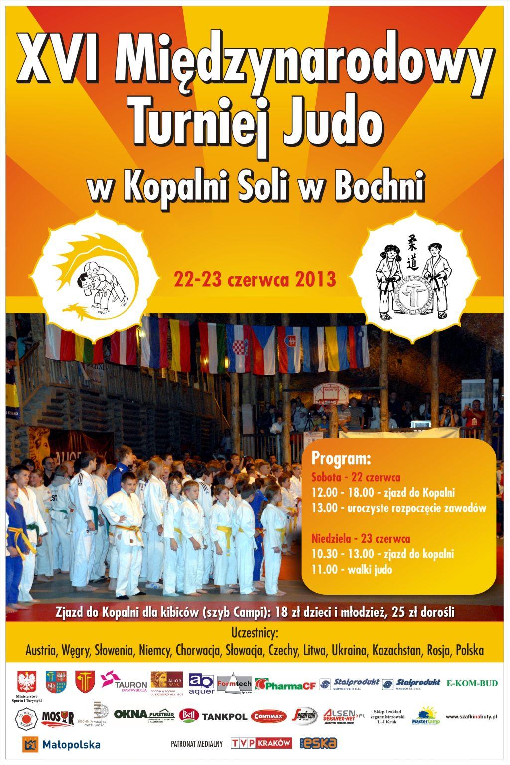 mosir POPRAWNYplakat judo 2013