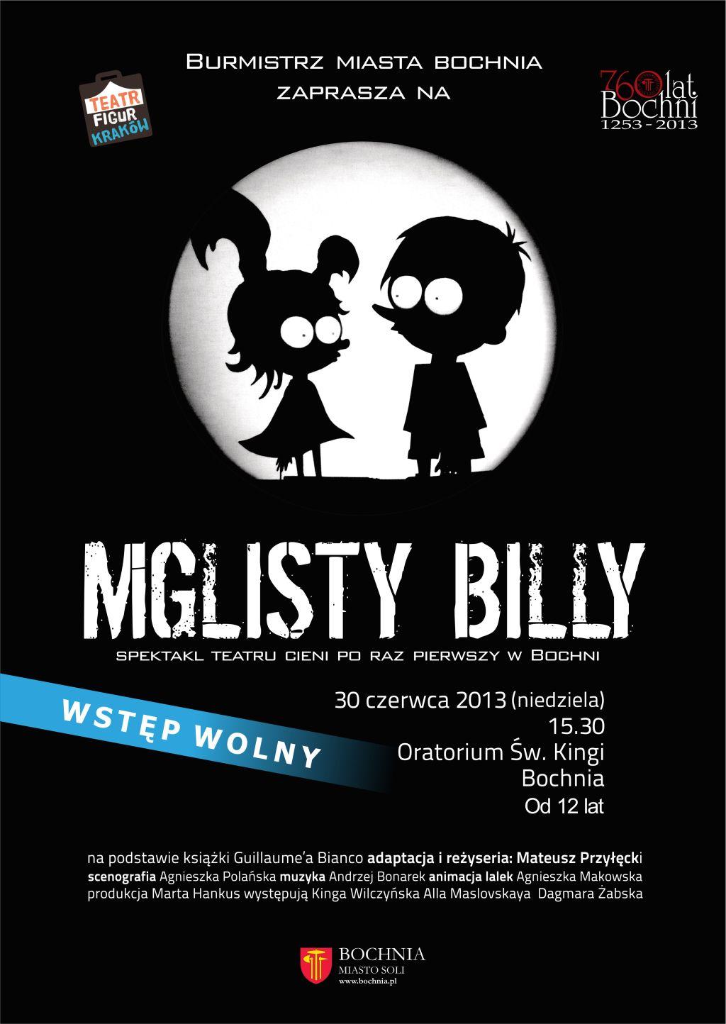 plakat_billy_bochnia