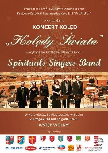 Koncert wKościele św.Pawła