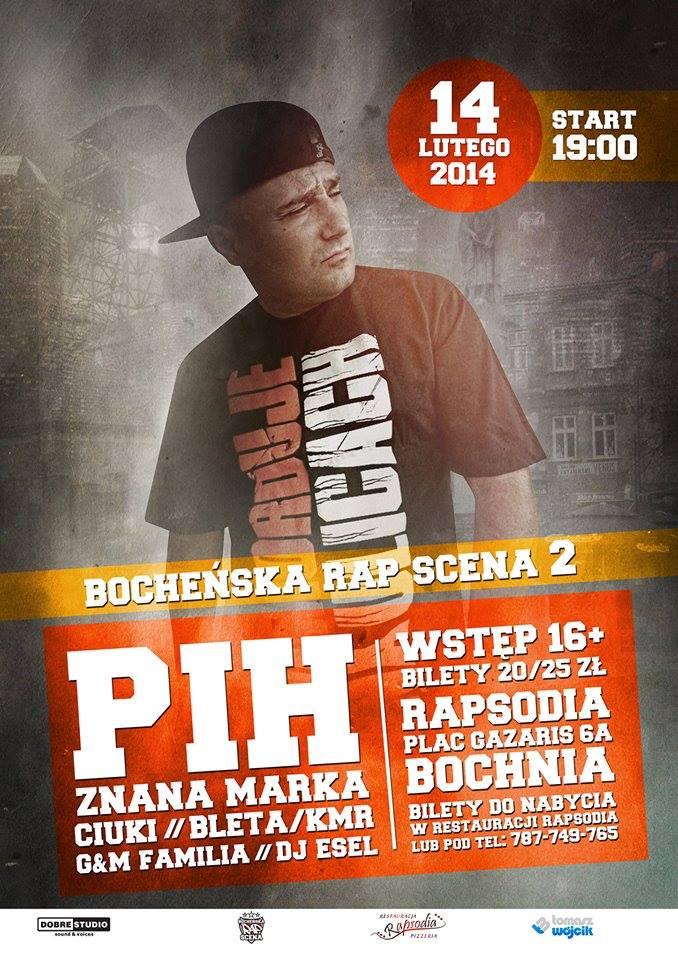 koncert PIH