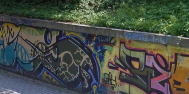 Graffiti tosztuka czy wandalizm?