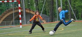 Rozgrywki sportowe w Uzborni, 03.05.2014