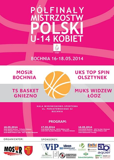 polfinaly mistrzostw polski u14