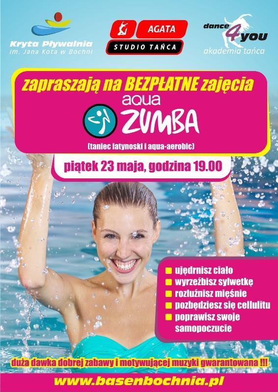 basen_aqua_zumba_plakat