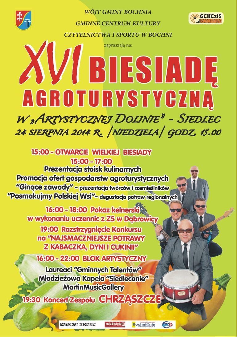 XVI Biesiada Agroturystyczna
