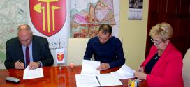 Umowa naII etap monitoringu podpisana