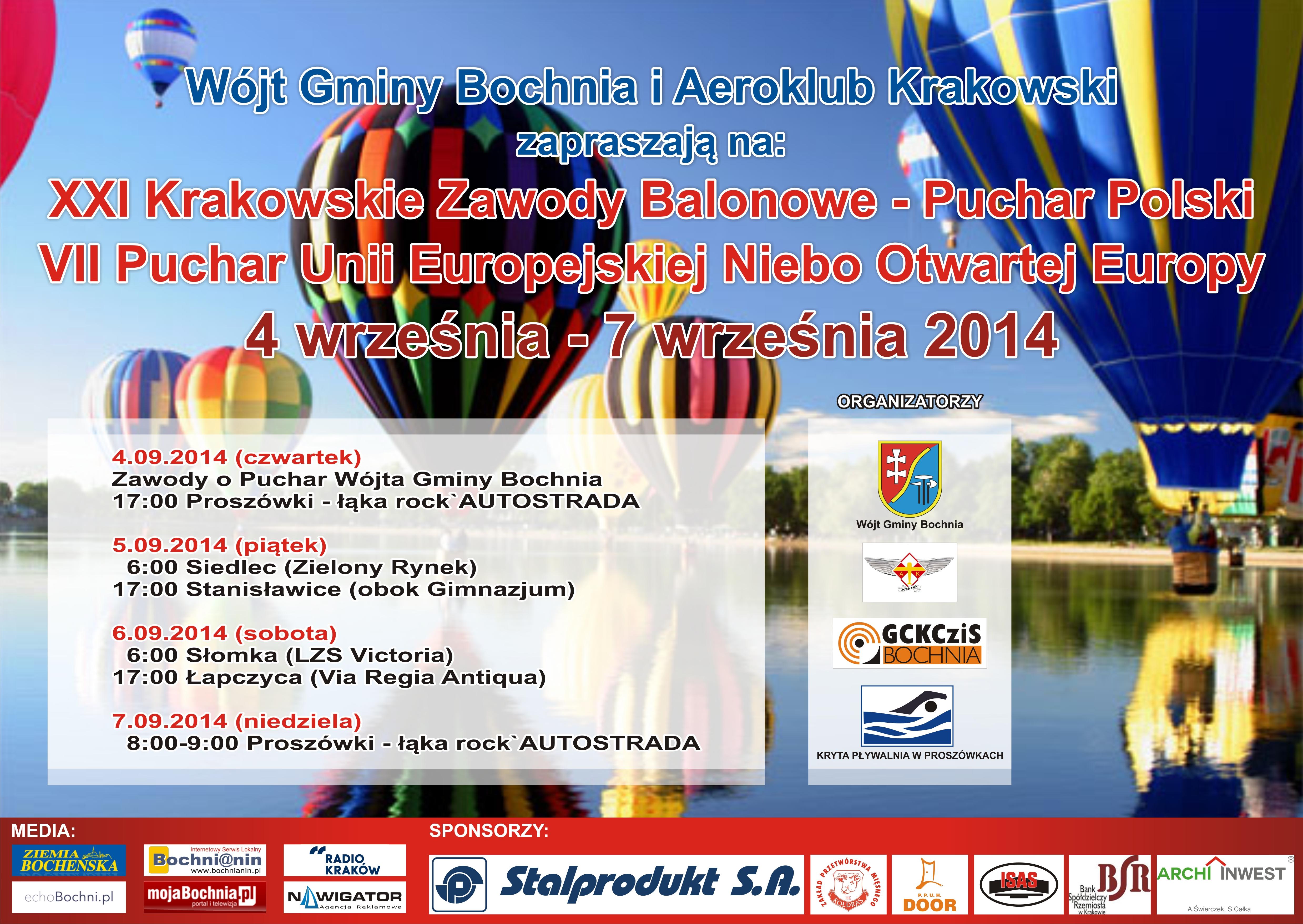 plakat balonowa fiesta_sponsorzy