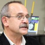 Wojciech Jagielski w bibliotece, 01.10.2014