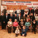 IV Szaradziarski Turniej o Puchar Wójta Gminy Bochnia, 22.11.2014