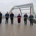 Most w Stradomce uroczyście otwarty, 21.11.2014