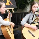 Muzycznie i poetycko w bibliotece, 21.11.2014