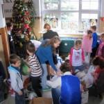 Uczniowie z gm. Żegocina dla najmłodszych z Ukrainy