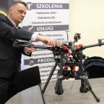 O możliwościach drona w straży miejskiej, 18.12.2014