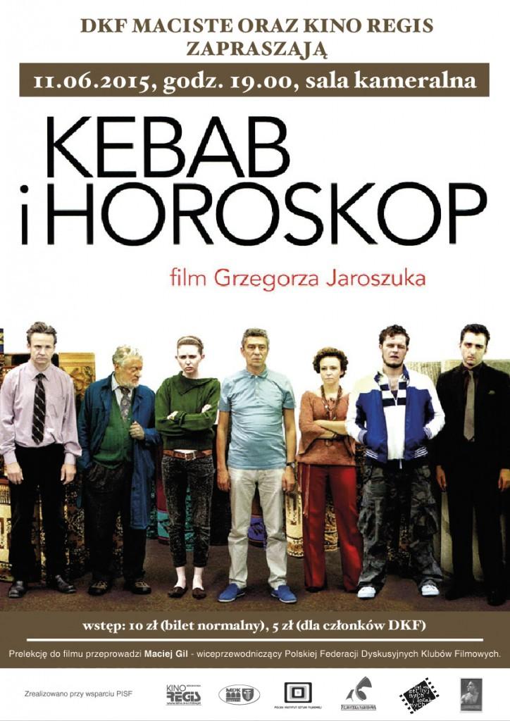 KEBAB IHOROSKOP dkf-01