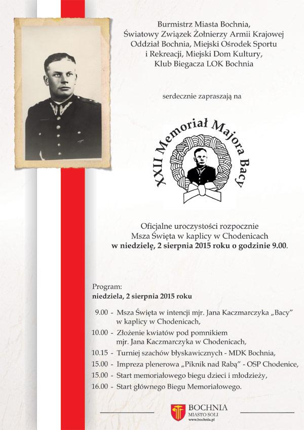 Memorial_Bacy_plakat