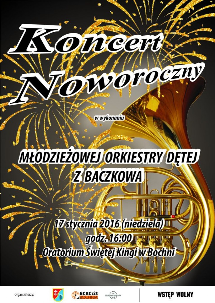 Koncert Noworoczny - pomniejszony