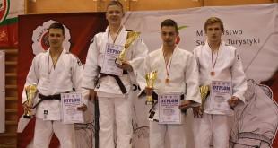 Kolejne zwycięstwo Krzysztofa Kozaka w Pucharze Polski Juniorów Młodszych w Judo
