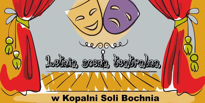 Letnia Scena Teatralna W Kopalni Soli Bochnia Kbc24